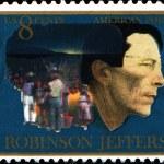 Постер, плакат: Robinson Jeffers american poet