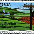 Stock Photo: Rural Electrification Administration