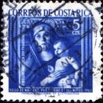 Madonna and Child — Stock Photo