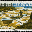 Foto de Stock  : John Wesley Powell expedition