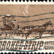 Cherokee strip — Stock Photo