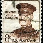 General John Pershing — Stock Photo