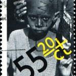 Child Welfare. International Year of the Child. Senegalese boy f — Stock Photo