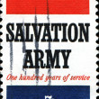 Stock Photo: Salvation Army