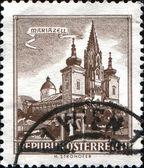 Mariazell bazilika — Stock fotografie