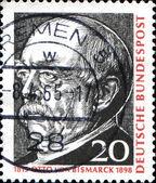 Otto Von Bismark — Stock Photo