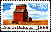 North Dakota — Stock Photo
