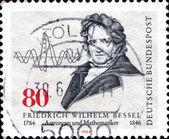 Friederich Wilhelm Bessel — Foto de Stock