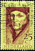 Desiderius Erasmus Roterodamus — Stock Photo