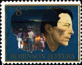 Robinson Jeffers, american poet — Stockfoto