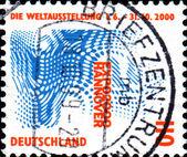 EXPO 2000, Hannover — Stock Photo