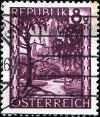 Antique stamp — Foto de Stock