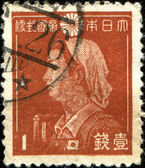 Girl War-worker — Stockfoto