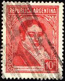 Bernardino Rivadavia — Stock Photo