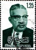 Don Stephen Senanayake — 图库照片