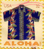 Aloha Shirt — Stock Photo