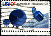 200 Years of Postal Service — Stock Photo