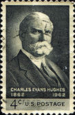 Charles Evans Hughes — Stock Photo