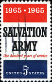Salvation Army — Stock Photo