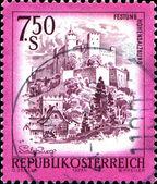 Festung Hohensalzburg — Stock Photo