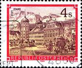 Stams Abbey, Tirol — Stock Photo