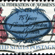 General Federation of Womens Clubs — Stock Photo