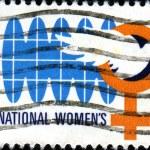 International Women's Year — Stock Photo