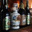 Стоковое фото: Lugansk brewerianFans of gathered in private brewery