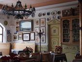 Lugansk samlarsaker fans av samlades i ett privat bryggeri — Stockfoto