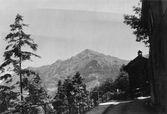 Pic de la Portella 2465 m — Stockfoto