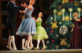 Nutcracker ballet in Lugansk — Stock Photo