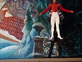 Nutcracker ballet in Lugansk — Zdjęcie stockowe