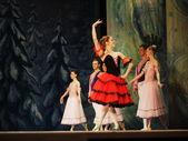 Nutcracker ballet in Lugansk — Stock Photo