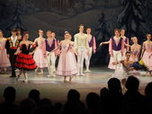 Nutcracker ballet in Lugansk — Stock fotografie