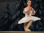 Nußknacker-Ballett in Luhansk — Stockfoto