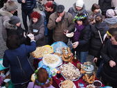 Shrovetide — Stock Photo