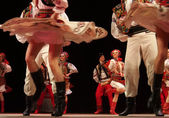 Ukrainian National Folk Dance Ensemble Named After P.Virsky — Stok fotoğraf