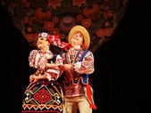 Ukrainian National Folk Dance Ensemble Named After P.Virsky — Stockfoto