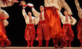 Ukrainian National Folk Dance Ensemble Named After P.Virsky — Stock fotografie