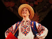 Ukrainian National Folk Dance Ensemble Named After P.Virsky — Zdjęcie stockowe