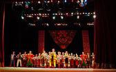 Ukrainian National Folk Dance Ensemble Named After P.Virsky — Stock Photo