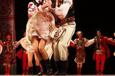 Ukrainian National Folk Dance Ensemble Named After P.Virsky — ストック写真