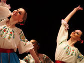Ukrainian National Folk Dance Ensemble Named After P.Virsky — Стоковое фото