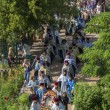 ������, ������: Religious procession in honor of Our Lady of Luhansk