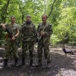 ������, ������: Pro Russian militants