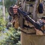 ������, ������: Private security company guarding Oleg Tsarev