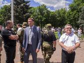 Oleg Tsarev — Foto de Stock