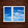 Window — Stock Photo #16800513