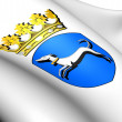 Winterswijk Coat of Arms, Netherlands. — Stock Photo