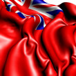 British Red Ensign — Stock Photo #12095000